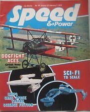 Speed & Power magazine 31 January 1975 Issue 46