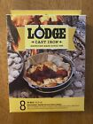 Lodge Cast Iron Parchment Paper Dutch Oven Liners Set Of 8, 20IN