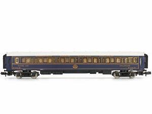 DeAgostini 001 - CIWL No 3616A Schlafwagen Personenwagen Bausatz - Spur N - NEU