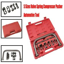 Black 5 Sizes Valve Spring Compressor Pusher Automotive Tool Universal Practical
