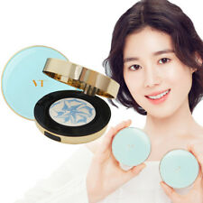 Vt Essence Sun Protection Pact Balm Spf 50+ Pa+ Moisturizing Anti Aging Korea