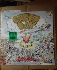 GREEN DAY Dookie LP blink 182 Hot Topic Exclusive GREEN VINYL /1000 New & Sealed