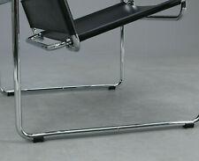 Klemmgleiter Filzgleiter Set - passend für Wassily Chair Sessel Stuhl Gleiter