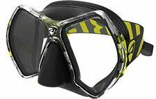 Oceanic Cyanea 2 Window Mask Black/yellow