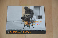 coffret 2 CD Miles Davis and Sonny Stitt - Olympia 1960