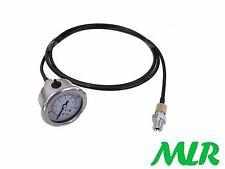 Mecánica Mecánico Remoto Maestro Motor Manómetro De Aceite/Kit De Pruebas Wr