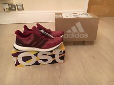 Adidas NMD Ultra Boost 3.0 - Burgundy / Mystery Red - UK Size 10