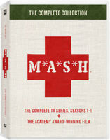MASH: The Complete TV Series Collection / The Movie (M.A.S.H.) (32 Disc) DVD NEW