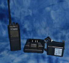 Motorola Radius Gp300 P94YPC20C2AA UHF Tested with charger and power supply