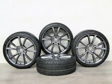 Für Audi A4 Lim/Variant B8 8K 8K2 8K5 19 Zoll Sommerräder MAM A5 PP ET30 Tristar