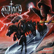 ANTIOCH - Antioch IV: Land of No Kings (NEW*CAN POWER METAL*PRIVATE+4 TR.*S.FIST