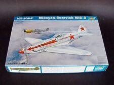 Trumpeter 02230 1/32 Mikoyan-Gurevich MiG-3