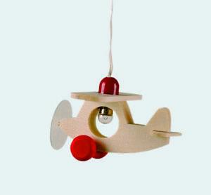 Hanging Lamp Airplane Bodo Hennig 26316 Lamp Dollhouse