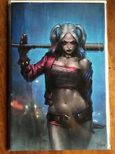 DETECTIVE COMICS #1000 JeeHyung Lee VIRGIN Cover Pre-Order (Harley Quinn Cover)