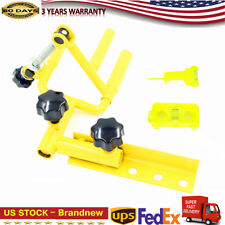 Tuning Shooting Professional Universal Metal Bow Vise Archery Equipment US New