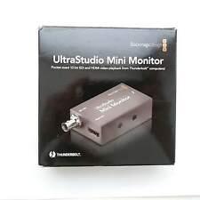Blackmagic Ultrastudio Mini Monitor [OPEN BOX] - Ships from Miami