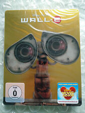 Wall E German Blu Ray Steelbook Germany Exclusive Wall-E - New