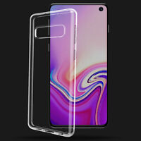 Ultra Thin Soft TPU Transparent Protect Cover Skin Case For Samsung Galaxy s10