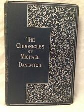 Dick Donovan - The Chronicles of Michael Danevitch - 1st/1st Chatto 1897 Mystery