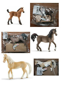 Schleich Figurines Horses For Choice Farm Animals 13854 13911 13910 13857 13907