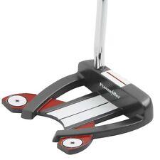 """Powerbilt TPS X-Type M900 Mallet Golf Putter-Left Hand/LH-355 grams-35"""" Shaft"""