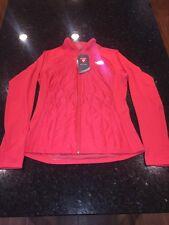 North Face Women's Animagi Jacket, Medium, Primaloft, TNF Melon Red, $150, NWT