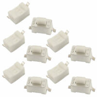 10Pcs 3mmx6mmx5mm Panel PCB Momentary Tactile Tact Push Button Switch 2 Pin DIP