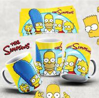The Simpsons MUG  SIMPSONS (Characters) MUG 110Z  (29)