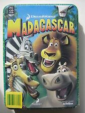 Spiel - PC CD ROM - MADAGASCAR ...raus aus dem Zoo - ab nach Irgendwo! NEU
