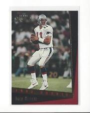 1993 Select #166 Drew Bledsoe RC Rookie Patriots