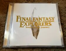 Final Fantasy Explorers: Songs for the Journey Music OST Soundtrack CD