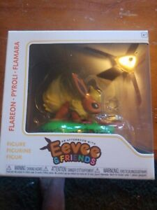 Pokemon Center An Afternoon with Eevee & Friends - Flareon Figure by Funko -June