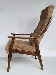 Vintage Retro Mid Century Armchair