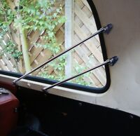 SIDE Window Jail Bar for VW Baywindow Bus Camper Type 2 Jailbars deluxe  AAC020