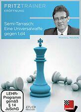 ChessBase Marin - Semi-Tarrasch  eine Universalwaffe gegen 1.d4 - Schach Neu OVP