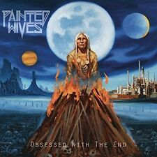 Painted Wives - Obsessed with the End [New CD] Digipack Packaging
