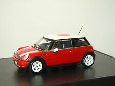 Mini Cooper with Japan Flag - Minichamps 1:43 in Box *31263