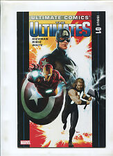 THE ULTIMATES #1 (9.0 OB) SIGNED BY ESAD RIBIC