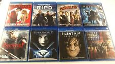 HORROR 8pk (BLU-RAY LOT) SEE PIC
