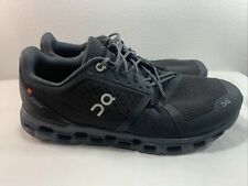 MEN'S ON CLOUDSTRATUS RUNNING Mens Shoes Black Size 11