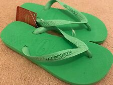 * Last 3 * HAVAIANAS Size 3 - 4 WOMENS Ladies Girls Flip Flops Sandals Shoes NEW