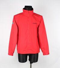 Henri Lloyd TP1 Men Red Jacket Size S, Genuine