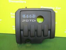 AUDI A3 MK2 (03-13) 2.0 TDI ENGINE COVER 03G103925BT