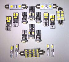 18x BMW 3 Series White LED Lights Interior Package Kit E92