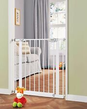 2 Hauck Stop'n Safe Pressure Fixed Baby Safety Gates - TWIN GATES