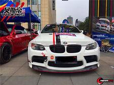 2008-2013 BMW M3 E92 / E93 DP-VR Style Front Bumper W/ Carbon Fiber Front Lip