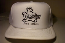 Grandfather Mountain NC Vintage trucker shat new 1980's 100-316