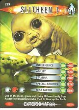 DR. WHO BATTLES IN TIME NO. 229 SLITHEEN 1