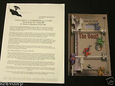 GRATEFUL DEAD 'VIEW FROM THE VAULT III' 2002 PRESS RELEASE/BOOKLET