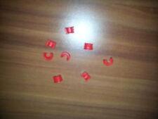 8 x indios pulsera en rojo Klein